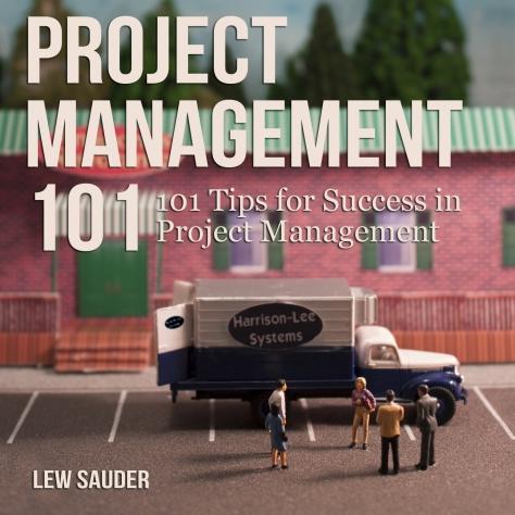 Project Management 101 Audible Cover