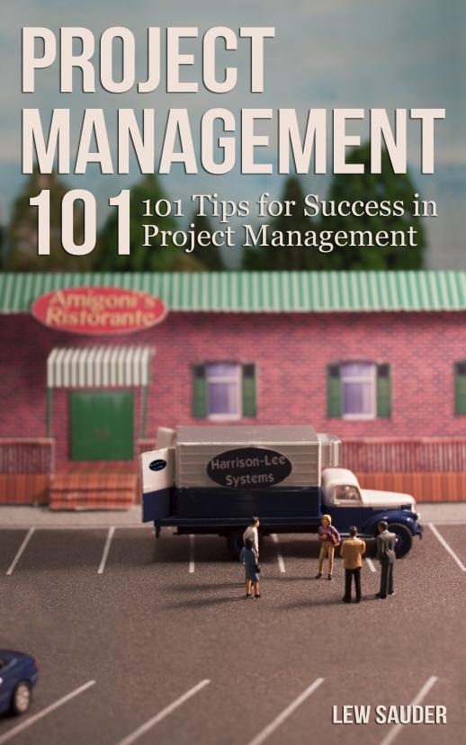 Project Management 101 Kindle & Smashwords Cover