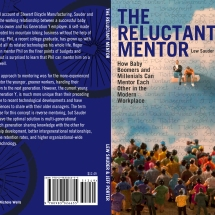 The Reluctant Mentor Full Cover