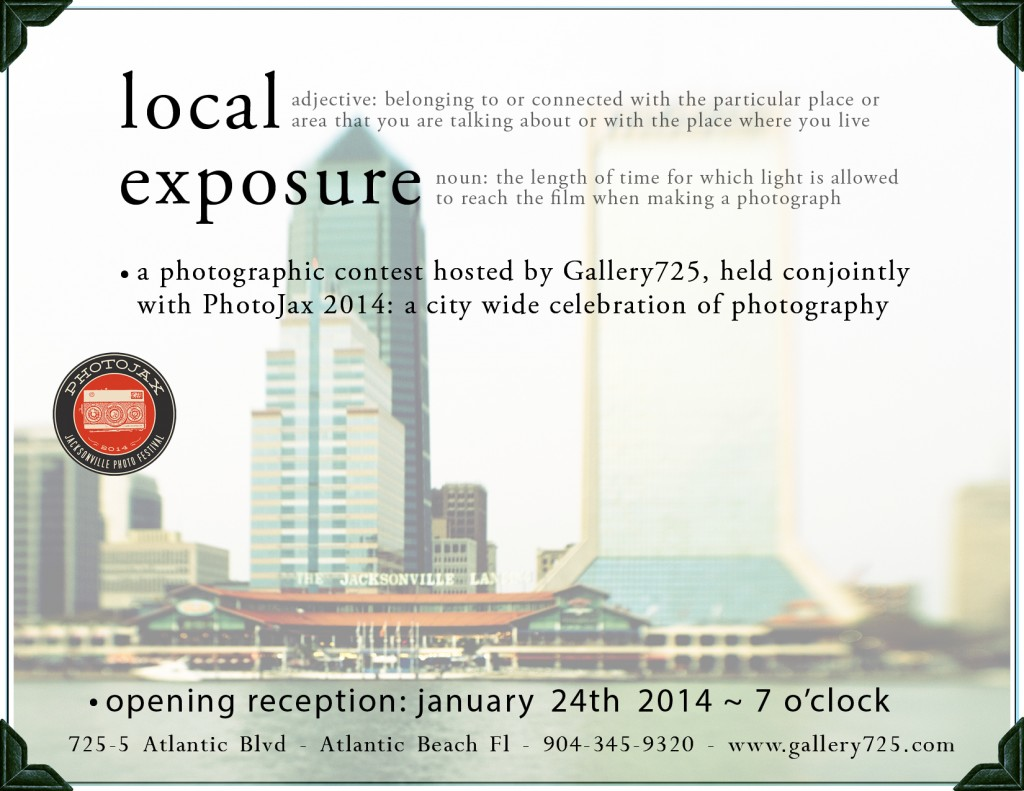 Local Exposure 2014 Flyer