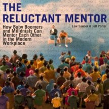 Audible Cover: The Reluctant Mentor