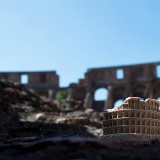 Souvenirs: Il Colosseo