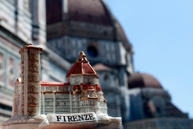 Souvenirs: La Basilica di Santa Maria del Fiore