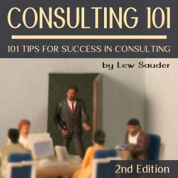 Consulting 101 Audible Cover