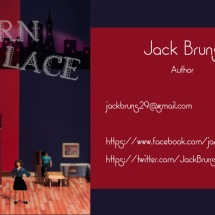 Torn Lace Business Card 1