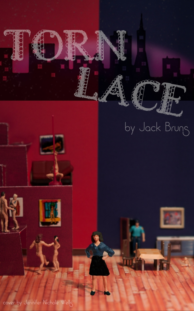 Torn Lace ebook Cover