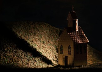The Church at the Bottom of the Hill