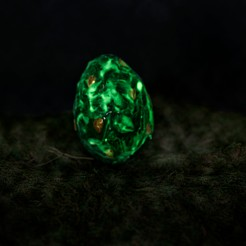 Dragon Egg (glow)