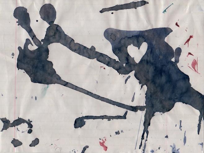 Ink Spill