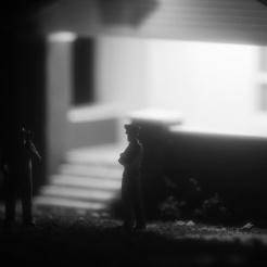 Headlights: Officers