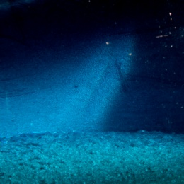 """""""While working on the oil rig...We pulled the ROV up close to inspect. There, before us, were images. There were hieroglyphics carved into the metal. And they were fresh."""" - COADSD"""