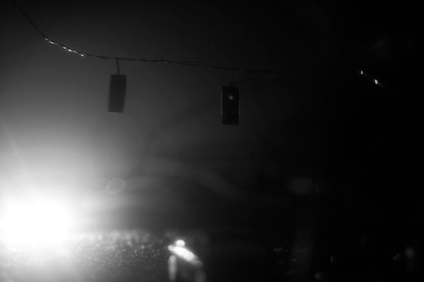 Headlights: Stop Light