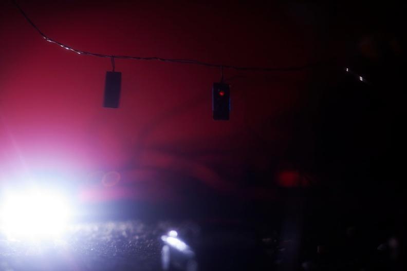 stop light color
