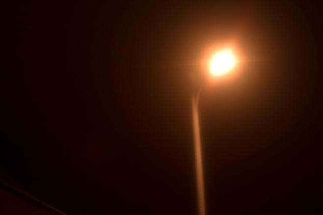 street light color