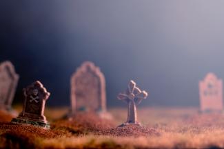 23 - Graveyard