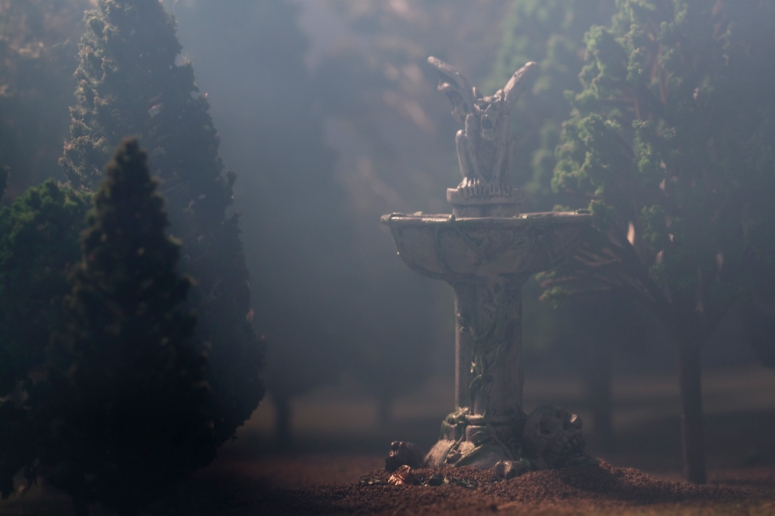 forest-fountain