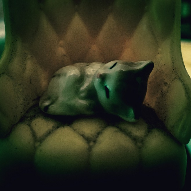 cat-in-chair-olive-green