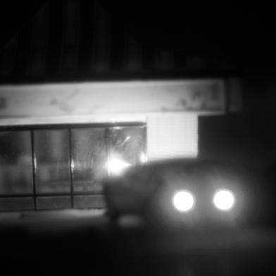 Headlights: Cafe