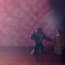 beauty and the beast 1 - razzle dazzle rose
