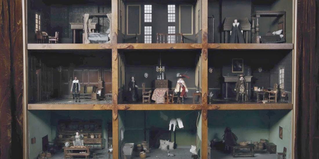 Petronella Oortman's dollhouse, The Miniaturist