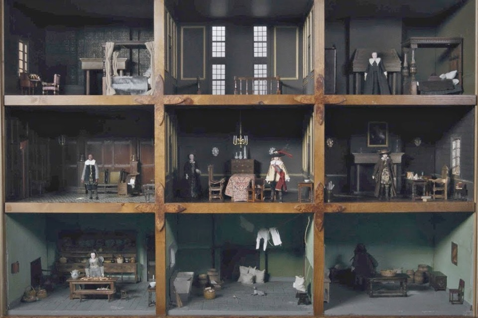 Petronella Oortman's dollhouse, The Miniaturist