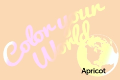 apricot color your world photo challenge badge