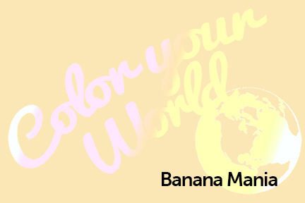 banana mania color your world photo challenge badge