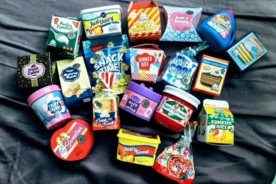 Shopkins Mini Packs