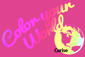 cerise color your world photo challenge badge