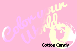 cotton candy color your world photo challenge badge
