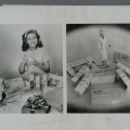 Barbie Toiletries now available ad, Harshe-Rotman, Inc. 1961
