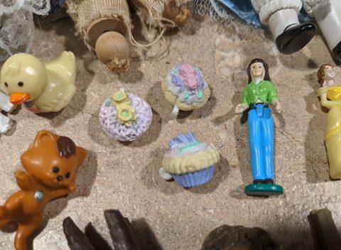 Tea Bunny Babies Mini Cupcakes
