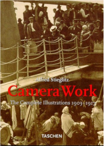 Book cover of Alfred Stiegitz Camera Work