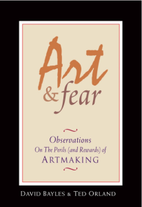 Book cover of Art & Fear