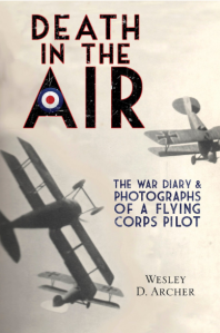 Book cover of Death in the Air