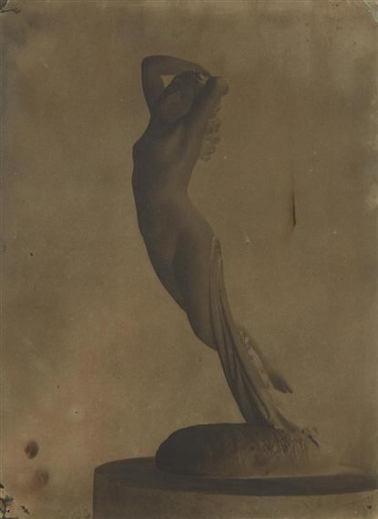 Louis Remy Robert, Night, 1854, calotype