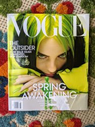 Vogue, Billie Eilish by Harley Weir