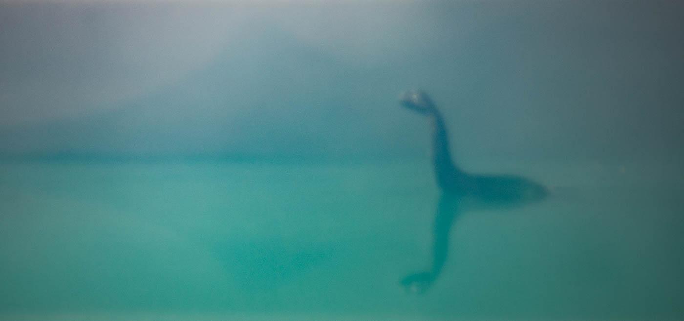 Loch Ness Monster Sighting, 2020