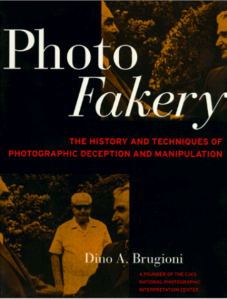 Book cover of Photo Fakery
