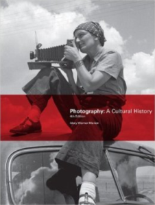 Book cover of Photography a Cultural History