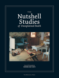 Book cover of The Nutshell Studies of Unexplained Death