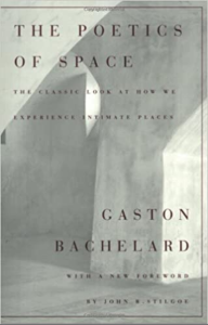 Book cover of The Poetics of Space