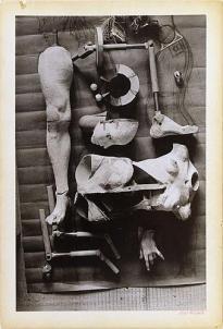 Hans Bellmer, 1934