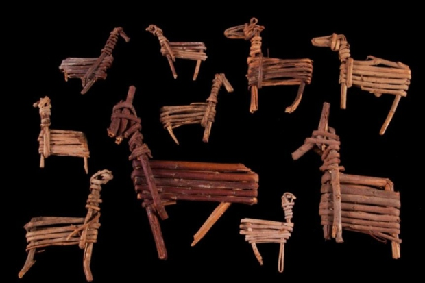 "Toys or ritual votives? ""Split-twig figurines"" from the Archaic Period of southwest North America."