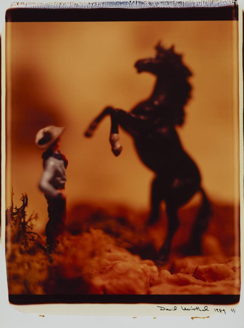 David Levinthal, Wild West, 1989