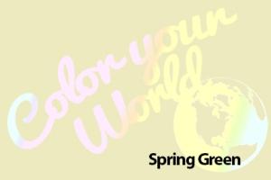 cyw spring green