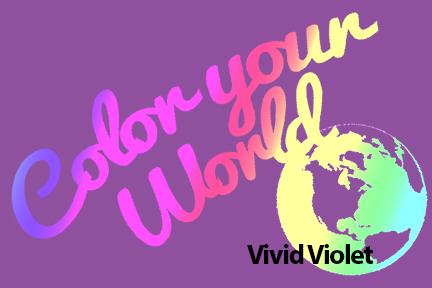 cyw vivid violet